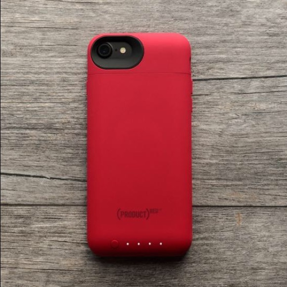 san francisco d456c a543a Red mophie juice pack for iPhone 7 plus
